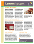 Newsletter1 template